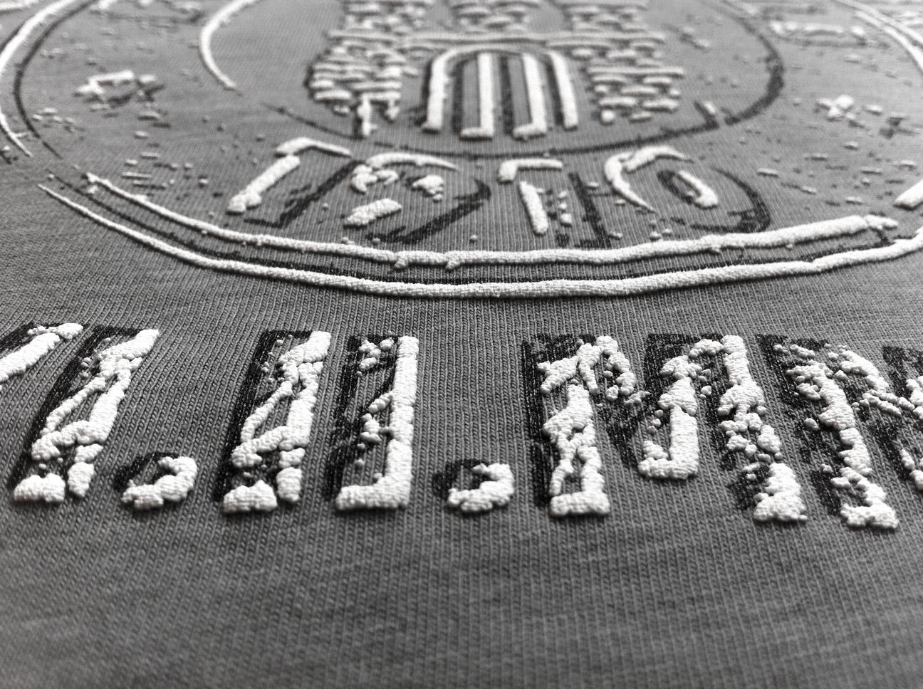 3D Effekt beim Weltpokalsiegerbesieger T-Shirt