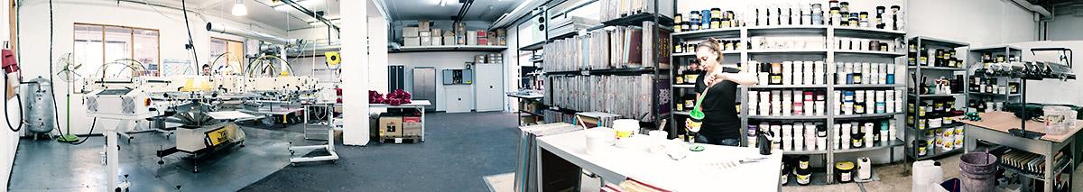 Werkstatt Texmen Textildruck GmbH