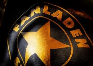 Fanladen Logo Gold