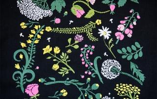 Anna McPartlin - Baumwolltaschen - Siebdruck - 8-farbig