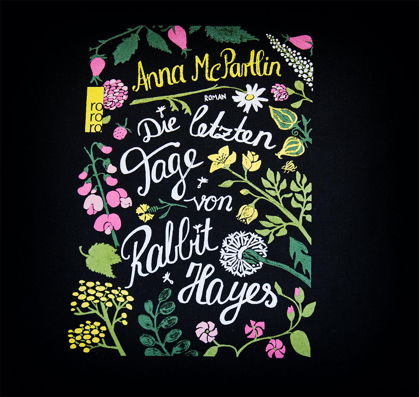 Anna McPartlin - Baumwolltaschen - Siebdruck