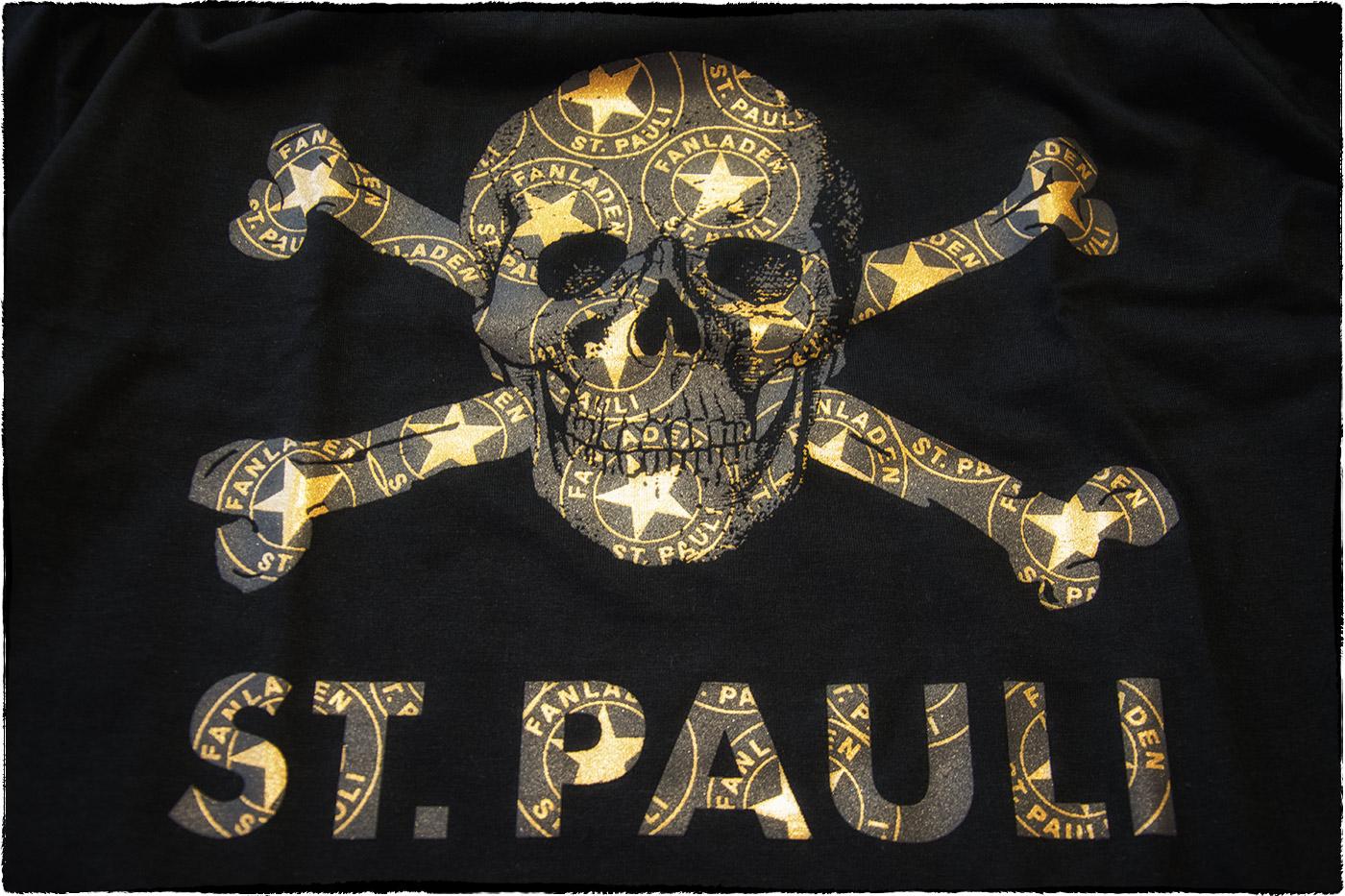 Totenkopf Fanladen T-Shirt