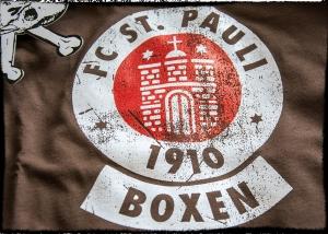 FC St. Pauli boxen T-Shirt