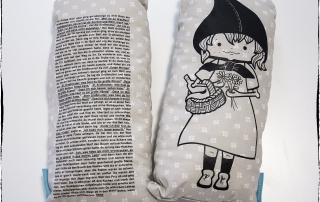 Schwesterkind Vorlesekissen