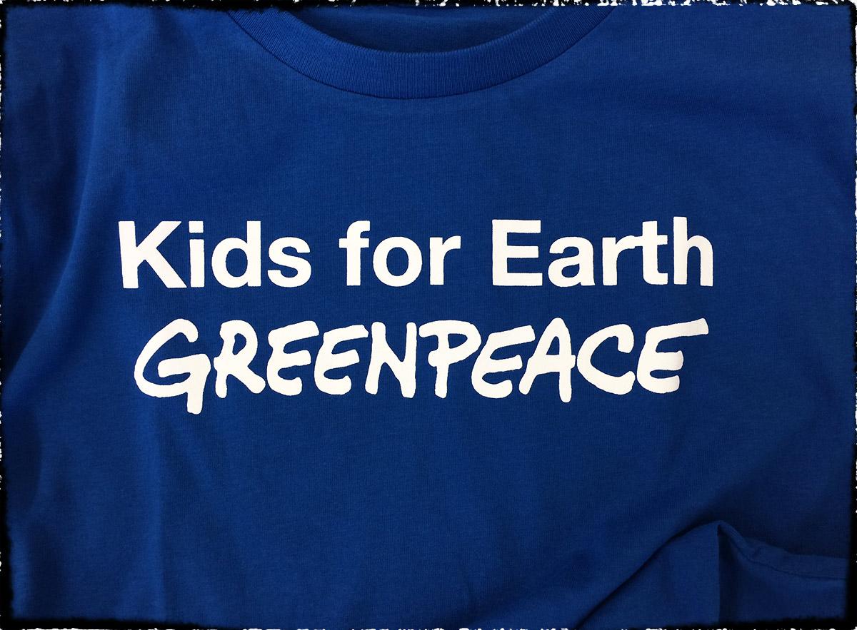 Greenpeace T-Shirt