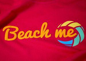 Beach me Beachvolleyball T-Shirt
