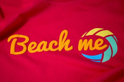 Beach me Beachvolleyball T-Shirt