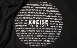 Johannes Oerding T-Shirt.