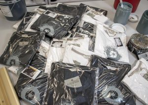 T-Shirts für die DOP Trinity Agency Berlin